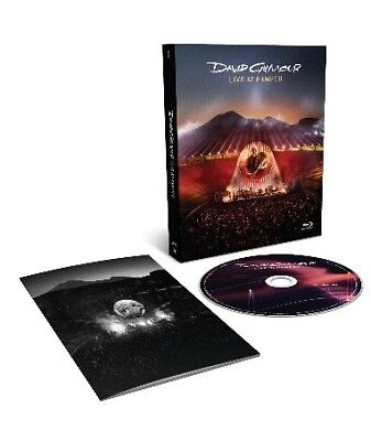David Gilmour - Live At Pompeii 2017 (Blu-Ray) COLUMBIA (Pompeii 2017)