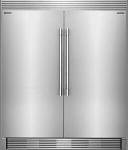 Combo tout-réfrigérateur et tout congélateur Frigidaire 32 po, Encastré