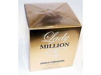 Paco Rabanne Lady Million 80ml Brand New - Bargain £30 Final Price RRP £75