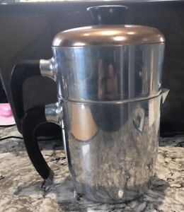 Vintage Wear-Ever French Drip Filtration Coffee Maker