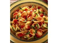 ITALIAN COOKING CLASS IN YOUR HOME IN THANET AREA - INDIVIDUAL OR GROUP