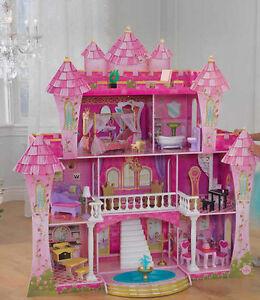 Magnifique maison de poupée / princesse
