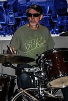 Blues / Classic Rock Drummer Available