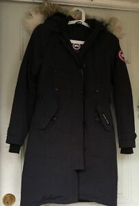 Authentic Women Canada Goose Kensington Jacket*
