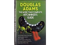 The More Than Complete Hitchhiker's Guide Hardcover – October 16, 1989