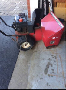2 stage gas snowblowers for sale-free delivery