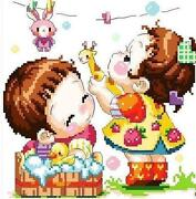 Baby Cross Stitch Kits