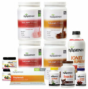 Isagenix Products - Pick up Kamloops