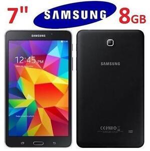 "REFURB SAMSUNG GALAXY TAB 4 TABLET - 101824005 - 7"" 8GB WIFI ANDROID TABLET BLACK - ELECTRONICS"
