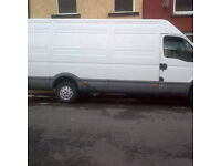 cheap and experienced man and van - short notice - all areas