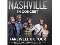 Nashville Live in concert - Cardiff