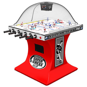 Super chexx Doomed Hockey  Arcade Game