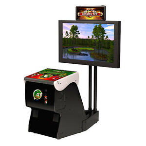 Golden Tee Home Edition-Canada's Largest Distributor