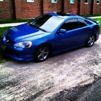 2002 Acura RSX Type S Turbo charged
