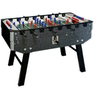 Wanted Coin operated Fabi foosball tables - paying $600-$800