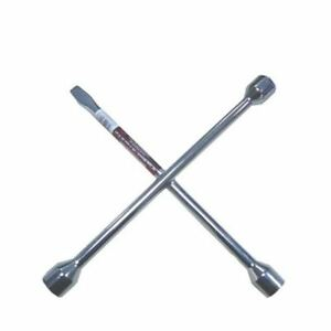 14-in. 3-Way Lug tire -  Wrench