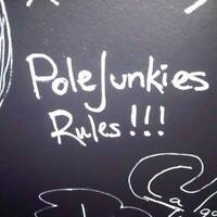 4 Week Intro to Pole Dance at PoleJunkies SW May 26