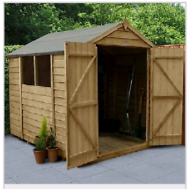 WANTED garden shed LARGE