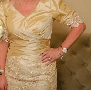 Mother of the Bride dress size 6