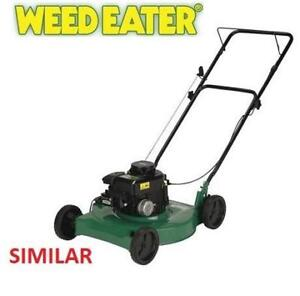 NEW* WEED EATER 125cc LAWN MOWER 961120115 185239486 LAWNMOWER GRASS