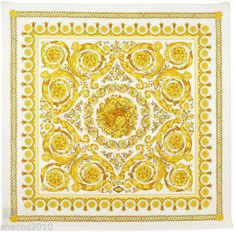 459b0db5d34 Versace Silk Scarf  Scarves   Wraps   eBay