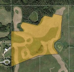 Private 20 acre parcel for sale