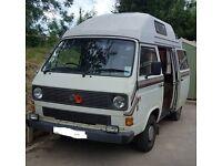 VW T25 Hightop Campervan - 1985 - very good condition
