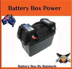 Baintech Battery Box - Power Brooklyn Brimbank Area Preview