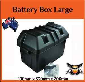 Baintech Battery Box - Large Brooklyn Brimbank Area Preview