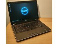 Dell Latitude E7440 Ultrabook laptop 500gb hd 8gb ram Intel core i5 4th generation CPU