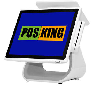 Best Bilingual POS system 最强中英文POS系统 ( 租或買, Buy or Lease)