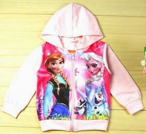 Frozen movie,Snow Queen Elsa,Princess Anna,Olaf, HOODIES Regina Regina Area image 4
