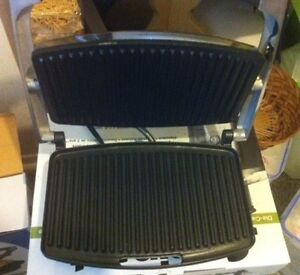 Grille panini grillade sandwich grill cheese stainless grilled