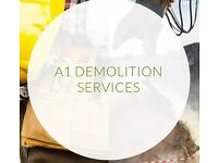 A1 Demoliton Services, Shed, Garage, softstrip, ripout, demolition