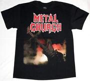 Metal Church Shirt
