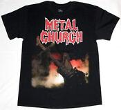 Metal Church Shirt