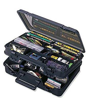 Meiho Versus VS-3070 schwarz Kunstköderbox Angelkoffer