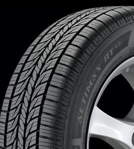 215/70/16 CLEARANCE General RT43 All Season Tire Set $463.00