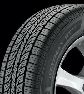 185/60/15 CLEARANCE General RT43 All Season Tire Set $391.00
