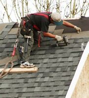 Asphalt Roofing and Roof repairs - 25% off for October