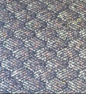 Cheap Used Blue Carpet 44 sq m for $80, in 2 pieces - Morayfield Morayfield Caboolture Area Preview