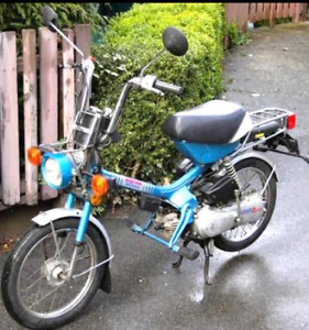 1982 Honda moped