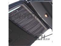 VW T5 Van Transporter Blackout Interior Curtain Tail Gate