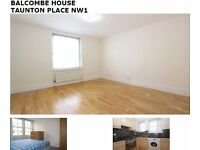 1 Bed unfurnished apartment Baker street NW1