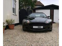 Aston Martin Replica (not ferrari) Kit Car 1 Of 5 Ever Made DB9 Quantum Silver Custom Exhaust
