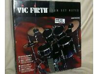 Vic Firth silencer mats (Rock size)