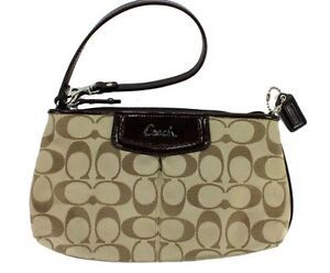 Signature Ashley Sateen Coach Wallet  London Ontario image 1