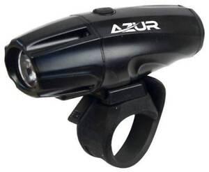 Half Price AZUR 1000 LUMENS USB RECHARGEABLE FRONT BIKE LIGHT