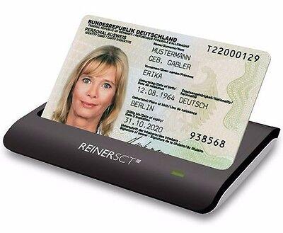 ReinerSCT cyberJack RFID basis Lesegerät für den neuen Personalausweis USB