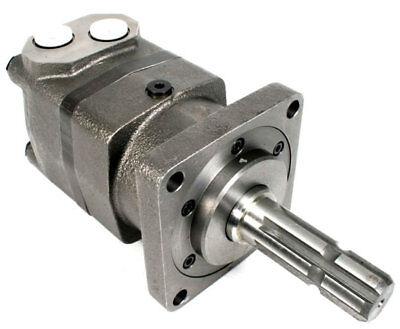 High Flow 6 Spline 200cc Hydraulic Motor